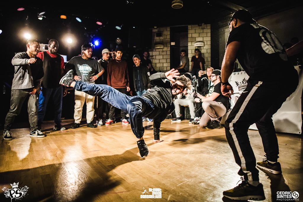 STREET DANCE CONSORTIUM 15